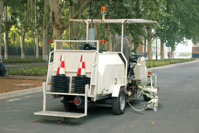 DY-BSTC two component road marking machine